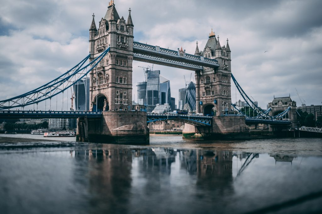 old london town bridge