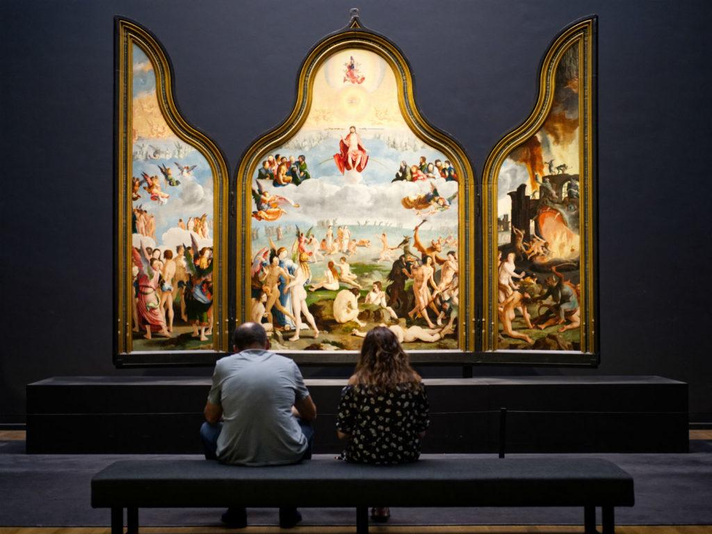 art museum in amsterdam