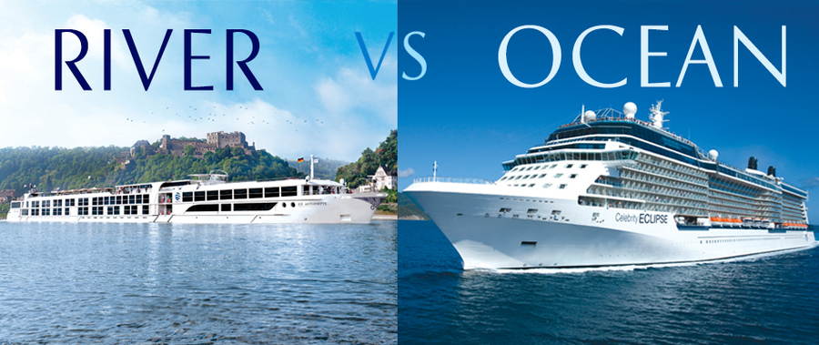 river or ocean cruising