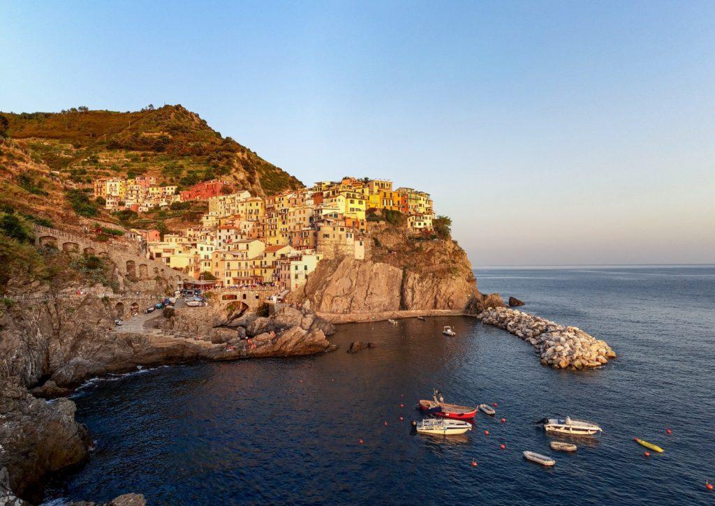 Cinque Terre honeymoon destinations