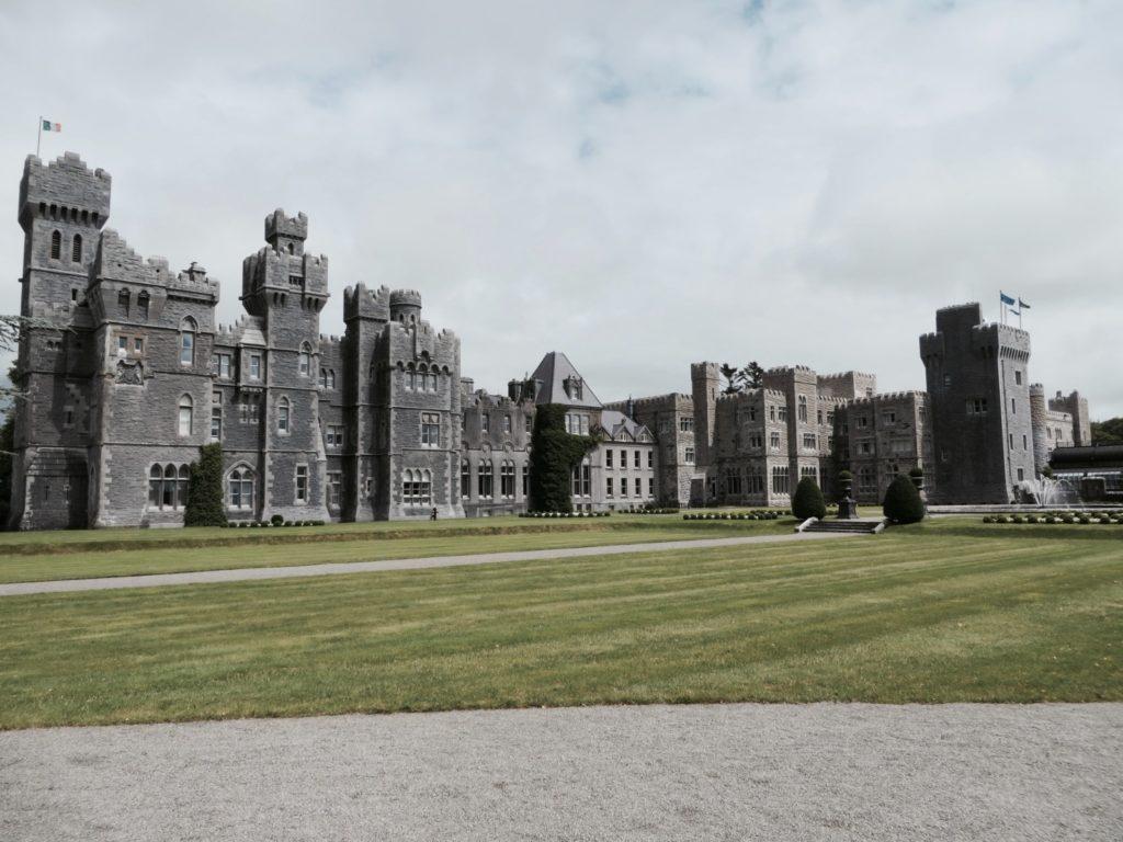 Ireland Castle stay Cong Ireland Ashford Castle