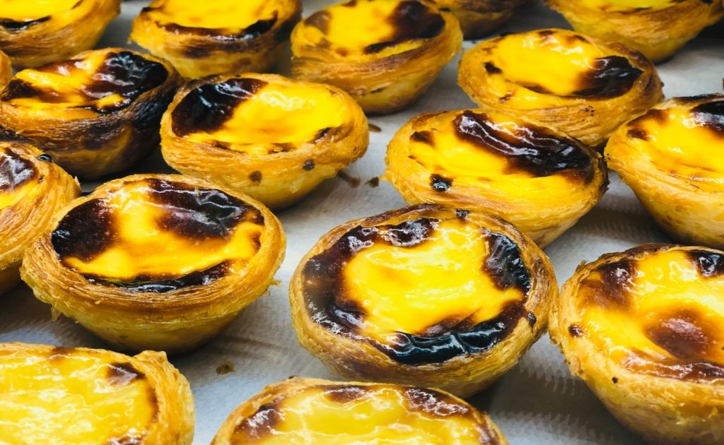 Pastel de nata Portugal