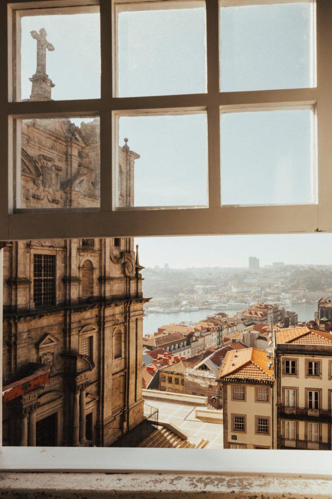 Porto, Portugal, where Port wine came from