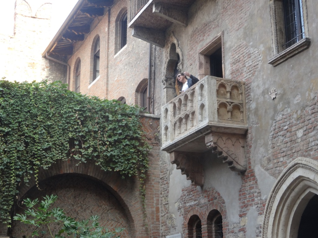 Verona Romeo and Juliet
