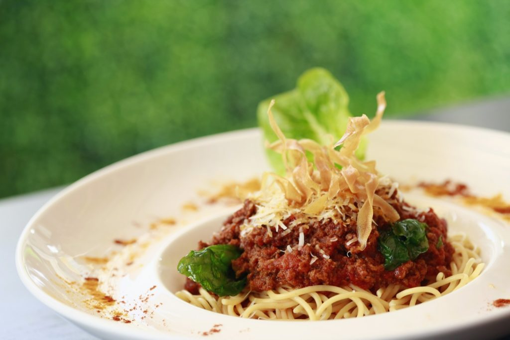 Bolognese sauce - active vacations let you burn of the calories