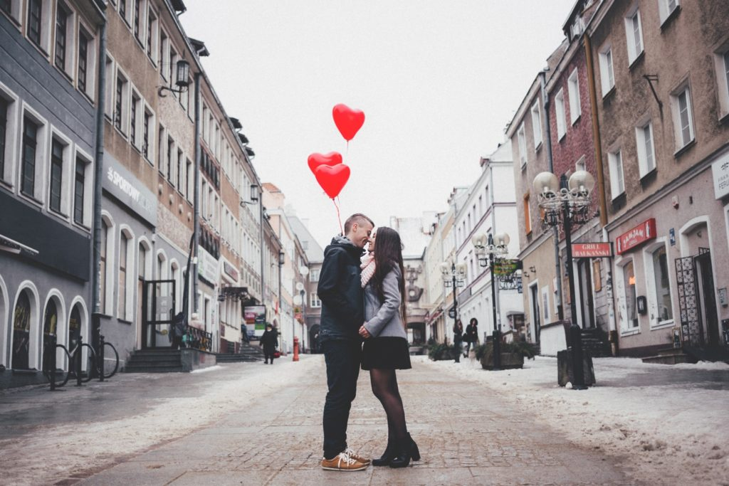 Valentine's Day travel ideas