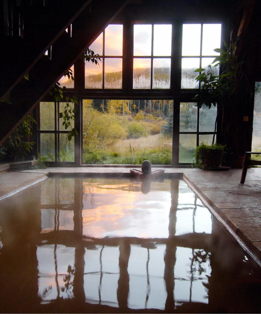 Dunton Hot Springs Bathhouse