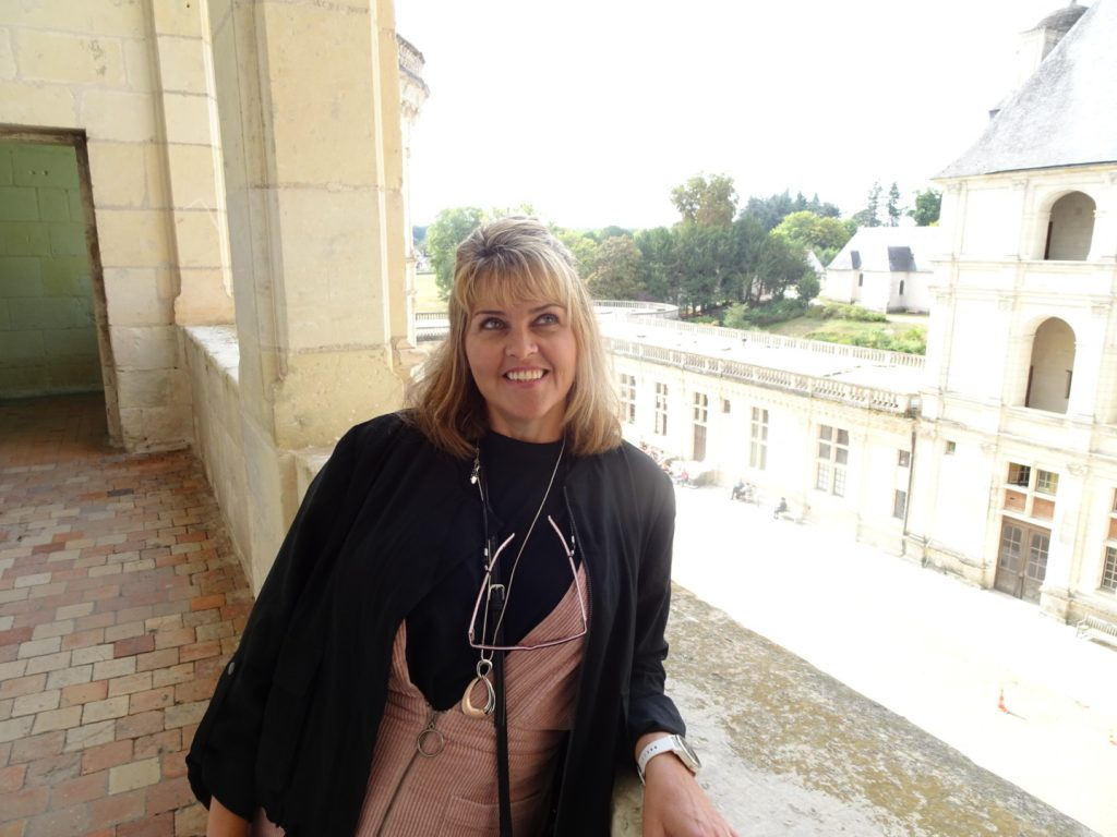 cathy in paris