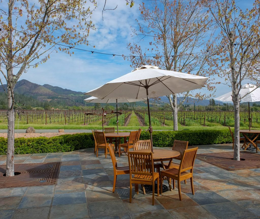 outdoor winery