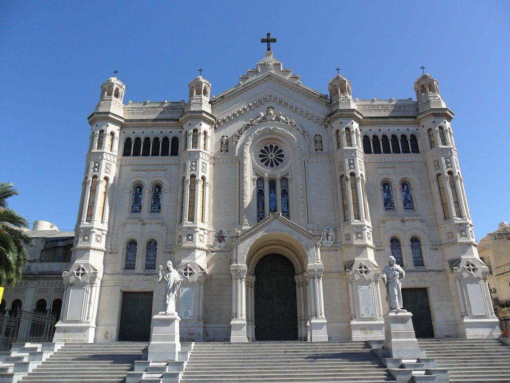 The Cathedral of Reggio Calabria
